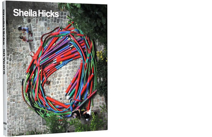 3/12- Recently published, Sheila Hicks, 50 years is an important retrospective, 2010