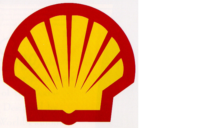 8/9 - The redesigned of the shell logo was the result of a long evolution, circa 1962