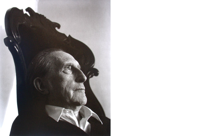 6/12 - Marcel Duchamp, New York, 1966