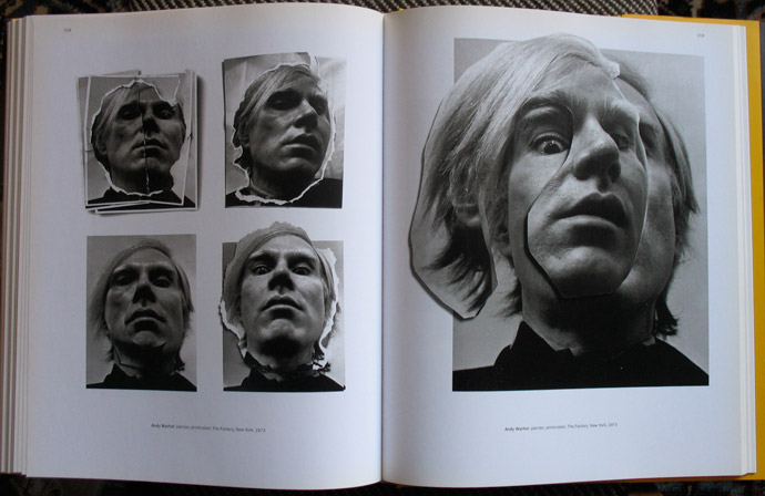 8/12 - Andy Warhol, New York, 1973