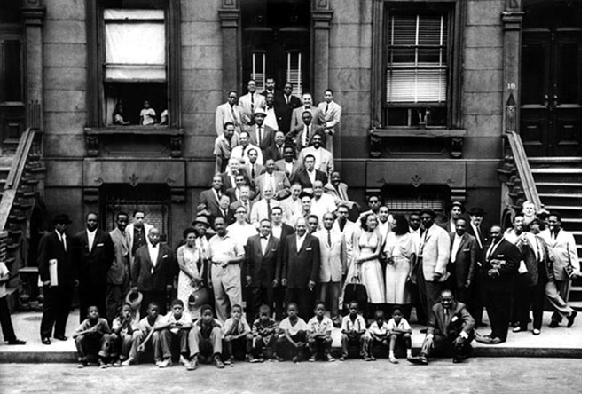 2/11 - A Great Day in Harlem, Esquire 1959