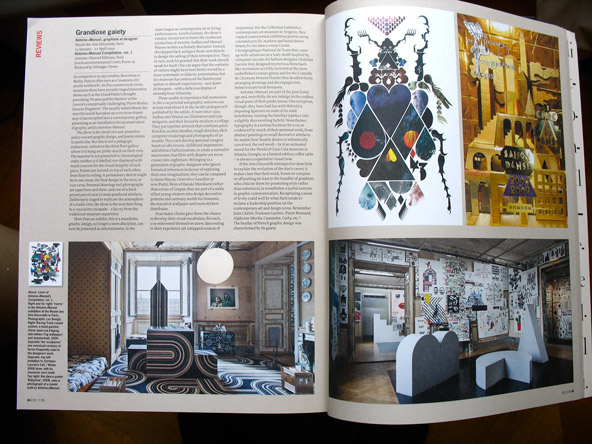 3/4 - Selection of the work of A+M for the Eye magazine review