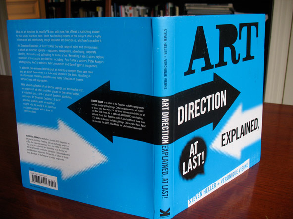 1/9 - Art Direction Explained, at Last! - Laurence King 2009